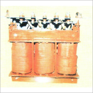 3 Phase Auto Transformer Dry Type