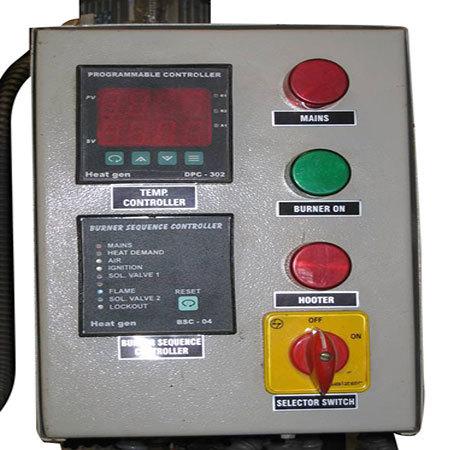 Industrial Gas Burner Assembly