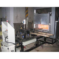 Robotic High Temperature Furnace