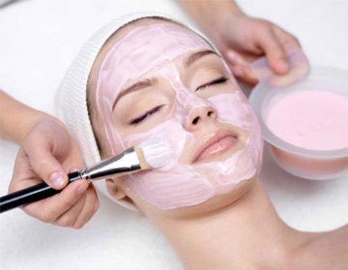 Facial Bleaching Services