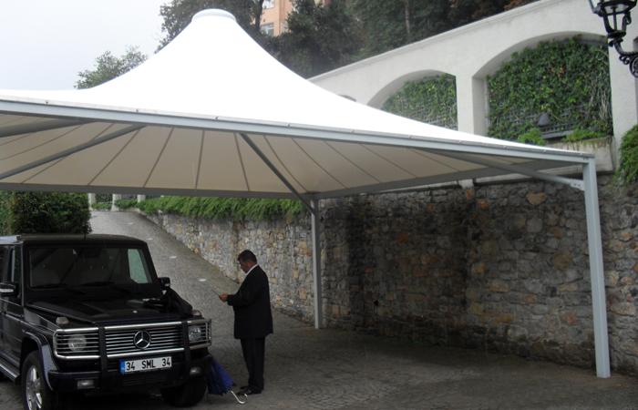 Tensile Tent