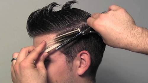 Gents Haircut
