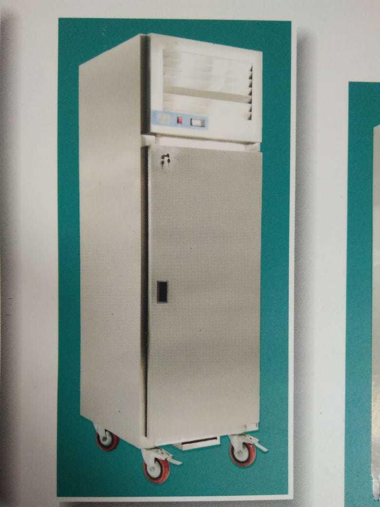 Vertical refrigerator