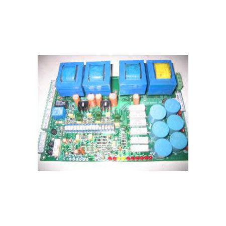 Thyristor Card Inductive Load Drive