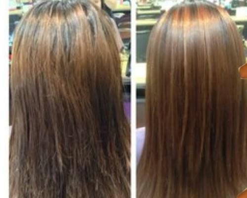 Hair Laminates