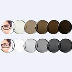 Glass Lenses Uncut