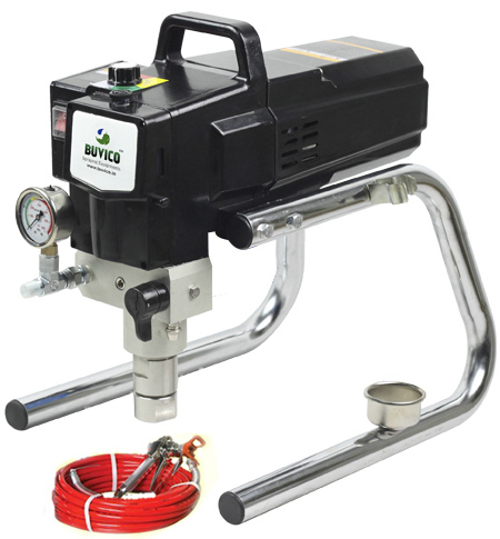Airless Paint Sprayer Bu-8825