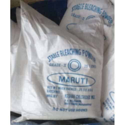 Maruti bleaching powder