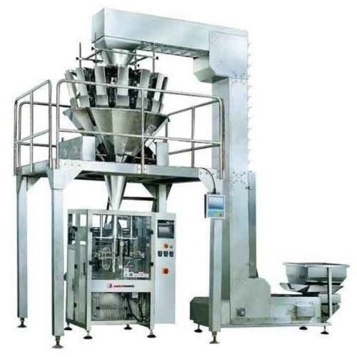 2 Head Pouch Packing Machine