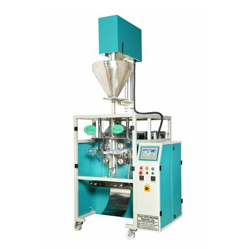 Fully Pneumatic Collar Type Auger Filler Machine