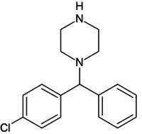 Para Chloro Benzhydryl Piperazine