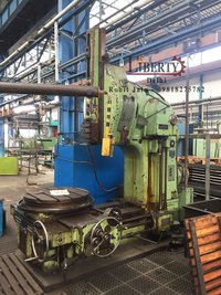 TOS HOV 40 Slotting Machine
