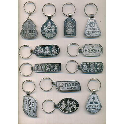Metal Printed Keychain