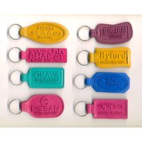 Double Moulding Keychain