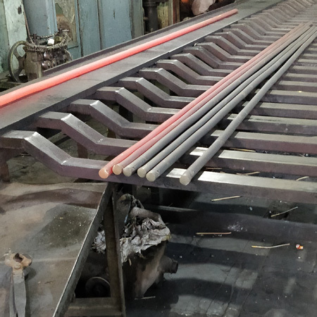Forging Grade Extrusion Rod
