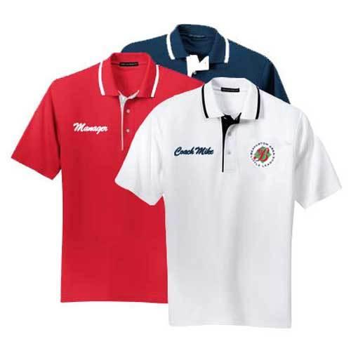 Corporate Collar T-shirts