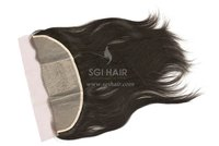 Temple hair Frontals