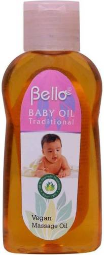 Bello Baby Oil (Traditional)  (200 ml)