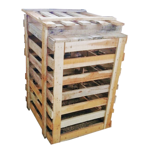 Heavy Duty Wooden Crate Box