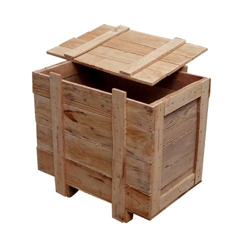 Wooden Shipping Box