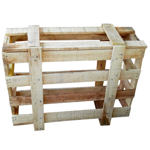 Hard Wood Crate Box