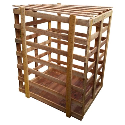 Wooden Pallet Packaging Box