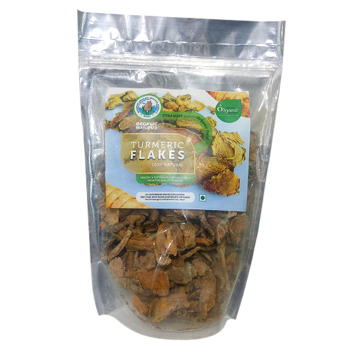 Natural Turmeric Flakes