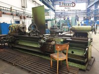 TOS SU 80A Lathe Machine