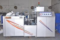 Fully Automatic Paper Cup Making Machine.