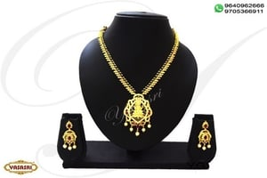 New traditional necklace