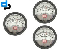 Dwyer 2000-OD Magnehelic Differential Pressure Gauge