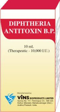 Diphtheria Antitoxin Injection