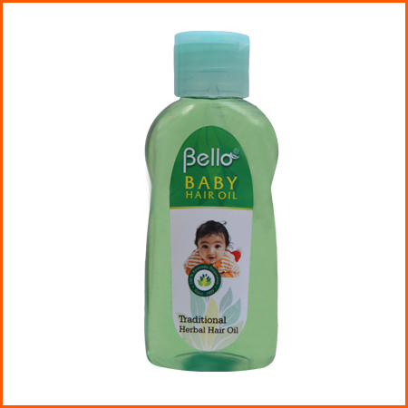 Bello Baby Hair oil