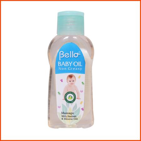 Bello Baby Oil (Non Greasy)