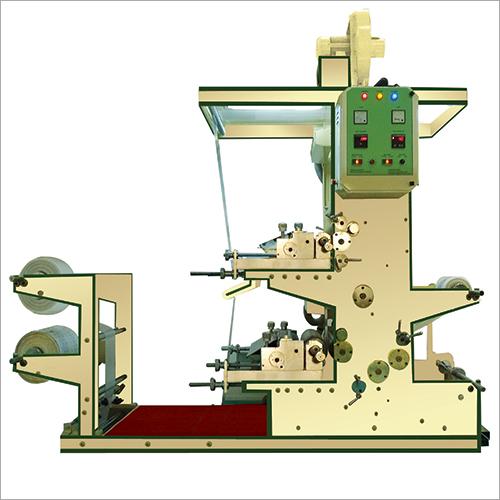 2 Colour High Speed Flexo Printing Machine