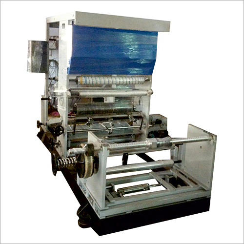 One Colour High Speed Roto Printing Machine