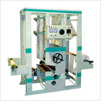 One Colour Roto Gravure Printing Machine