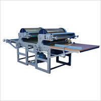 2 Colour Flat Bed Flexo