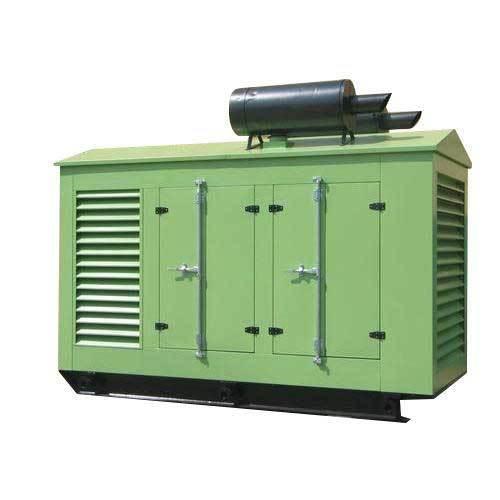 Silent Generator Canopy