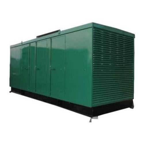 Soundproof Generator Canopy