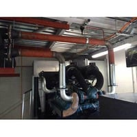 Exhaust Pipe Line Installation Services