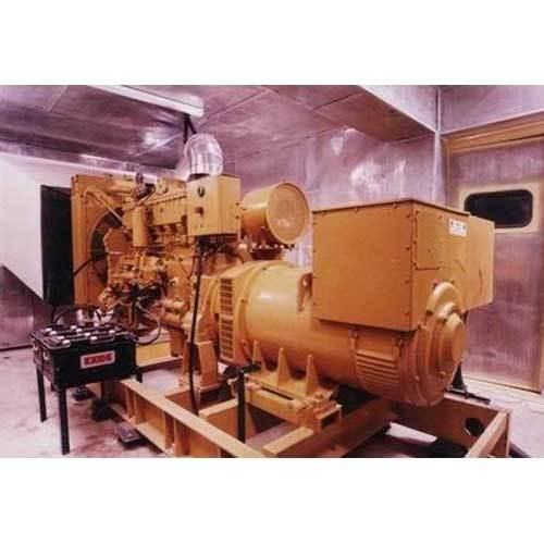 Generator Room Acoustic