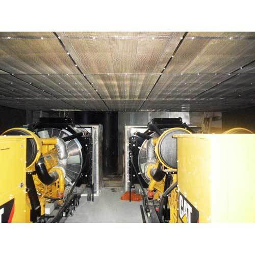 Generator Room Sound Insulation