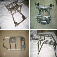 Steel Fabrication Components