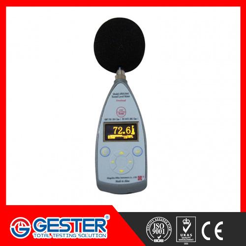Toys Testing Noise Meter