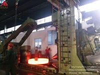 Horizontal CNC Ring Rolling Machine