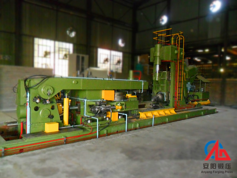 Horizontal CNC Ring Rolling Machine