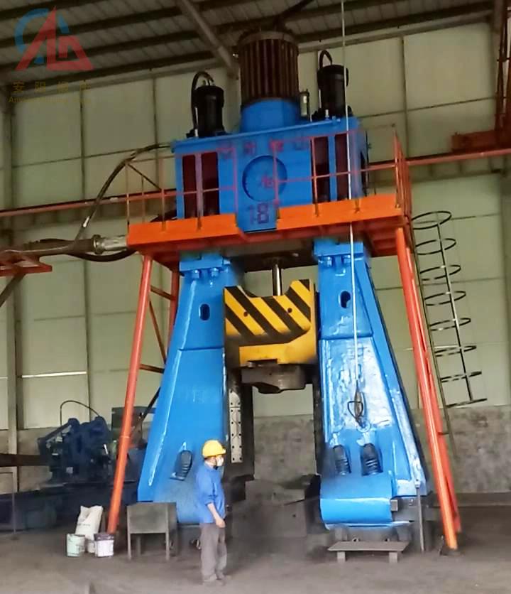 Fully Hydraulic Closed Die Forging Hammer