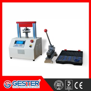Crush Tester Machine For Corrugated Boxes