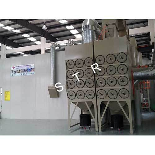 Blasting Room Industrial Dust Collector